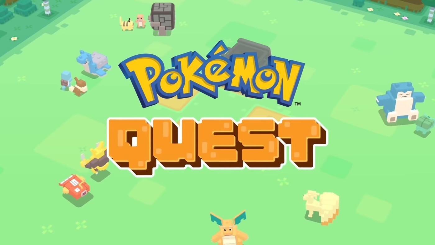 pokemon quest.nl