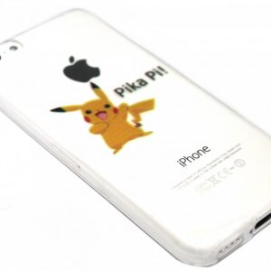 Pokemon Pikachu hoesje iPhone 5C