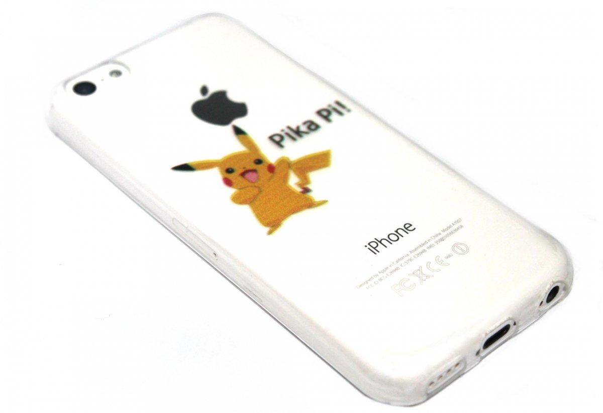 Pokemon Pikachu hoesje iPhone 5C