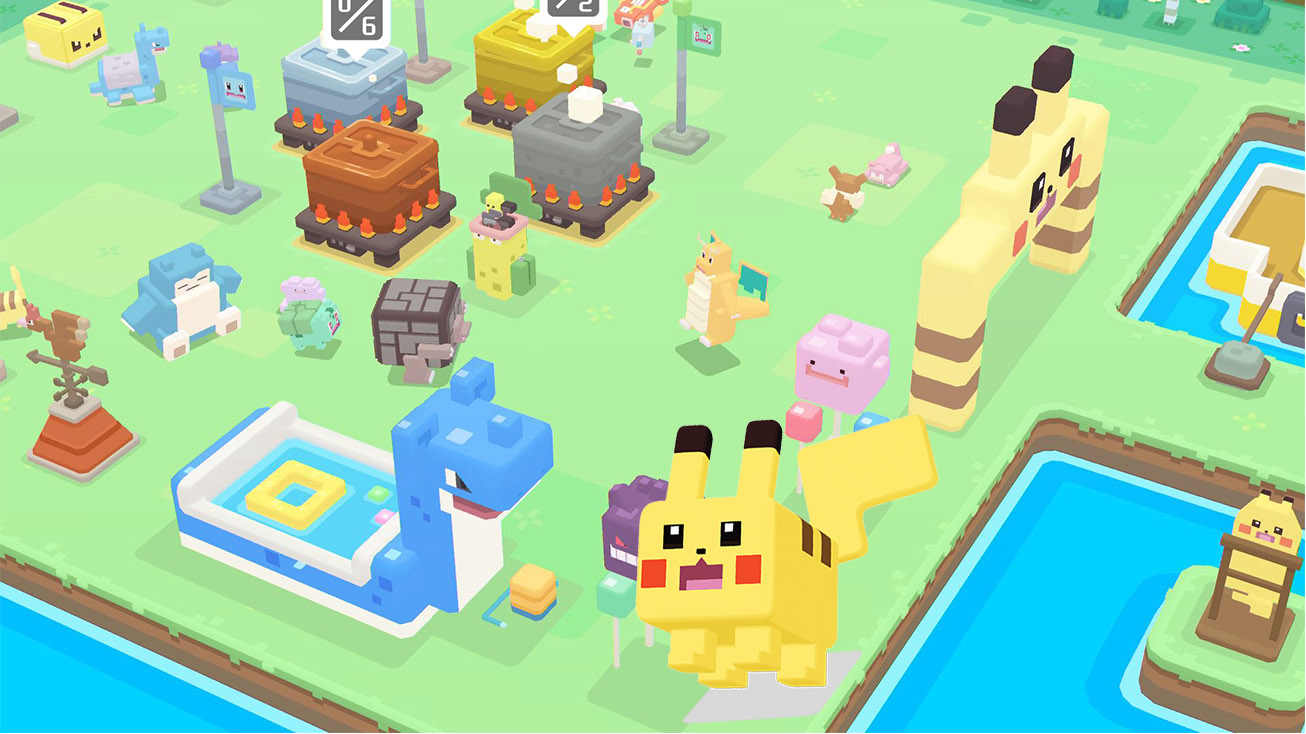 Pokemon-Quest-Pikachu-downlaods