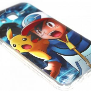 Pokemon hoesje Samsung Galaxy J7 (2015)