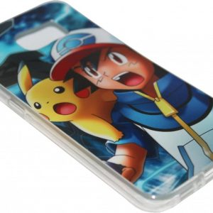 Pokemon hoesje Samsung Galaxy S6 Edge