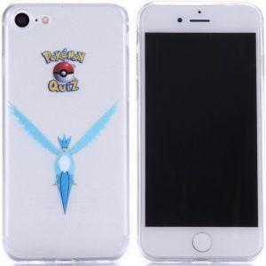 Telefoonhoesje.nl iPhone 7 / 8, Gel hoesje, Pokemon go Articuno - Geschikt voor: Apple iPhone 7