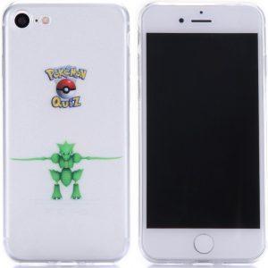 Telefoonhoesje.nl iPhone 7 / 8, Gel hoesje, Pokemon go Scyther - Geschikt voor: Apple iPhone 7