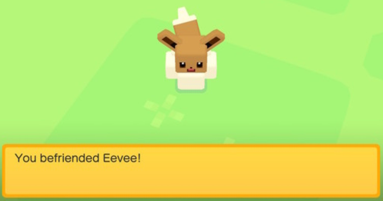 pokemon quest eevee