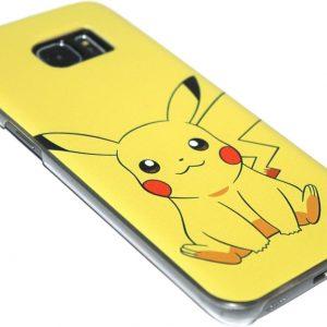 Pikachu Pokemon hoesje Samsung Galaxy S7 Edge
