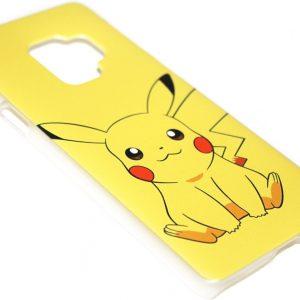 Pikachu Pokemon hoesje kunststof Samsung Galaxy S9