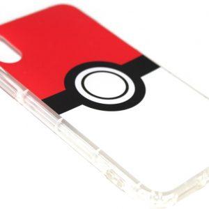 Pokemon Pokeball hoesje iPhone XS / X