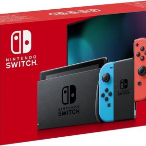 Nintendo Switch console - Rood/Blauw
