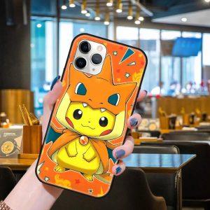 Iphone Hoesje Pokemon, Iphone 12 Pro, Pikachu