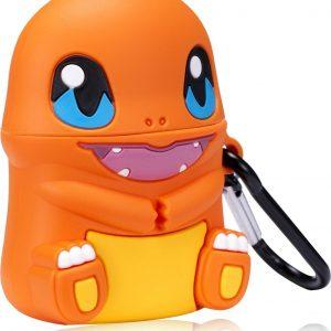 AirPods Hoesje - Pokemon Charmander - AirPods 1/2 - Smartphonica